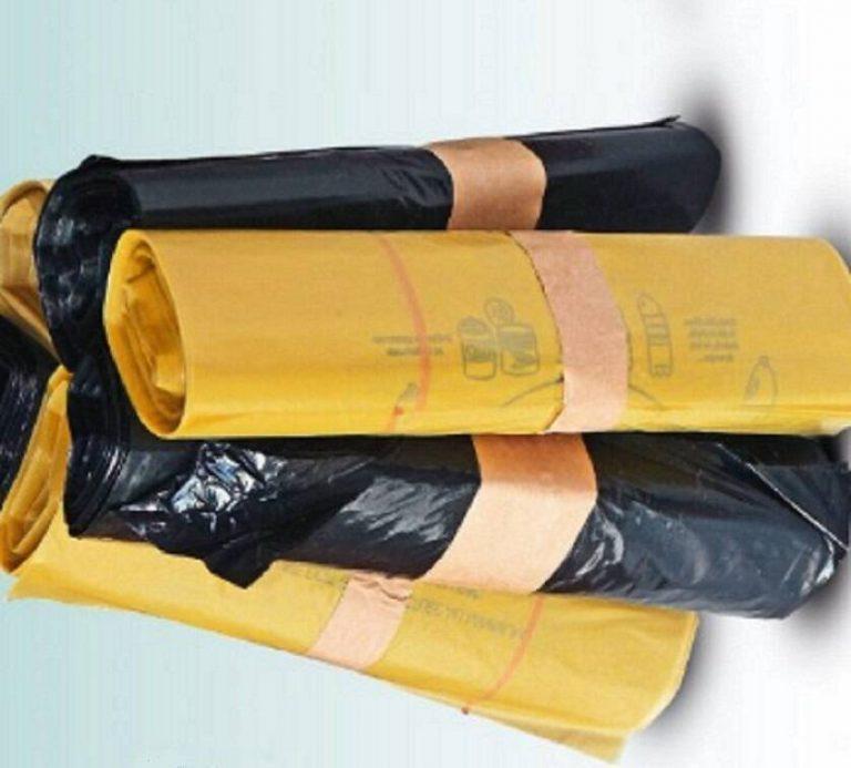 distribution des sacs poubelles